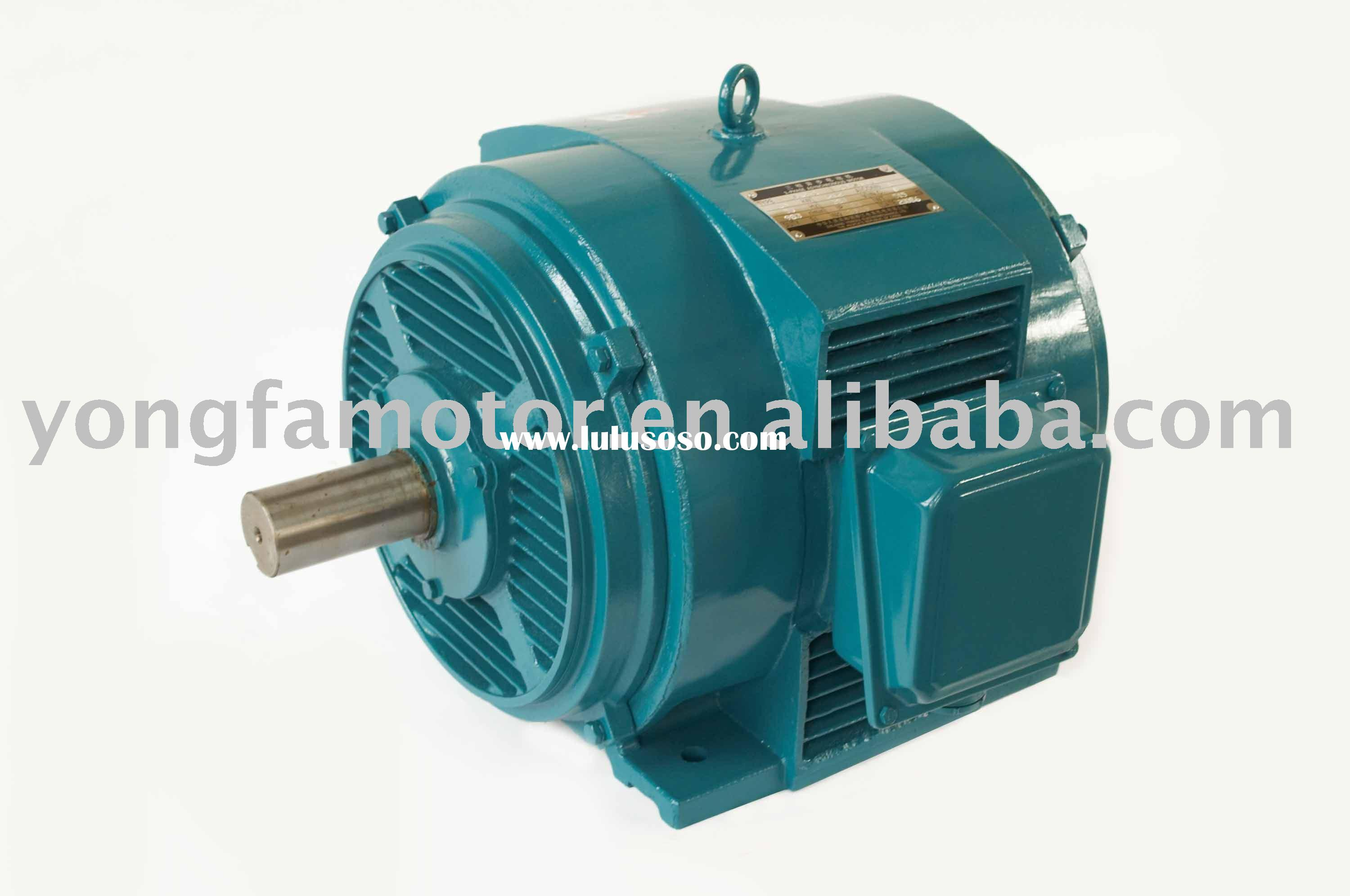Y series (IP23) induction motor(ISO9001 CQC CE)