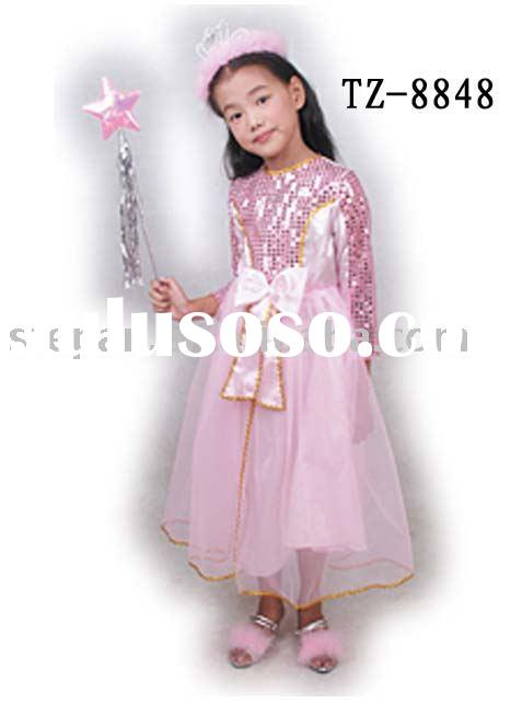 beatuiful pink princess dress