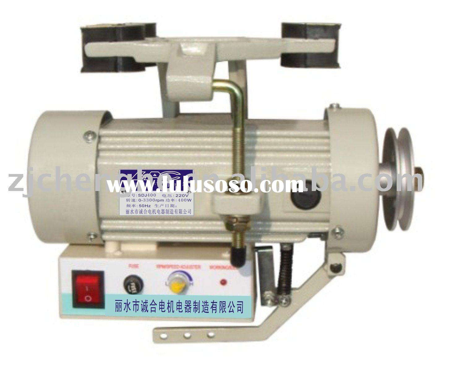Energy saving sewing machine motor for sale price china for Sewing machine motor manufacturers