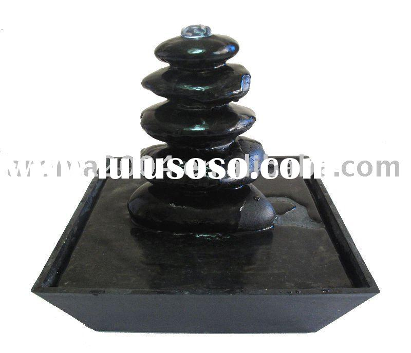 fountains design table top stone water feature