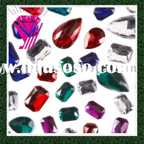 glass crafts beads