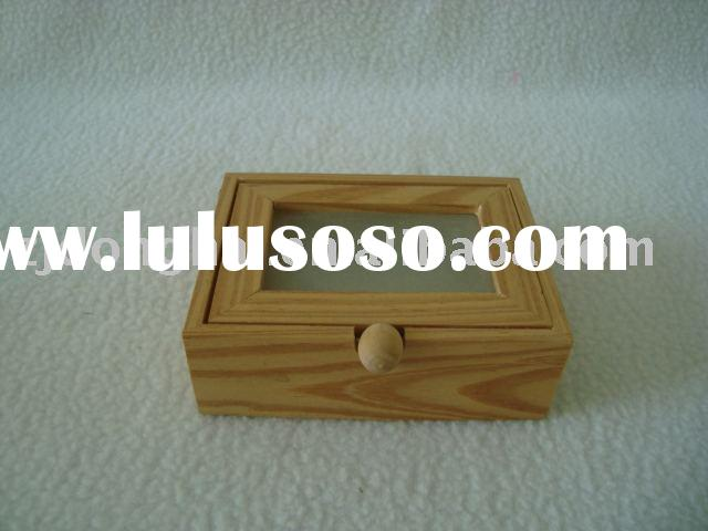 natural color wooden cases supplies,packing box,DIY
