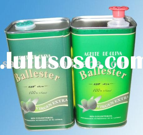 olive oil tin can