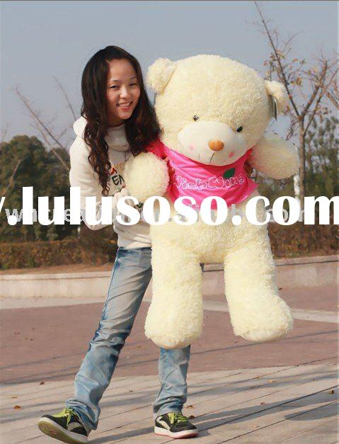 110cm Giant Soft Plush Wish wing Bear, Plush toy, soft toy, plush bears, plush stuffed toys, Free sh
