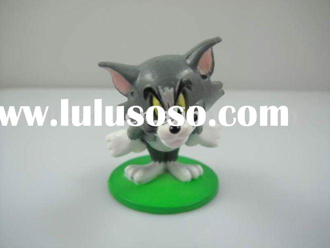 2011<TOM AND JERRY> CARTOON  PVC FIGURES