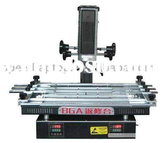 BGA Rework station for bga chips, sockets, slots of laptop motherboard and other pcb boards etc.