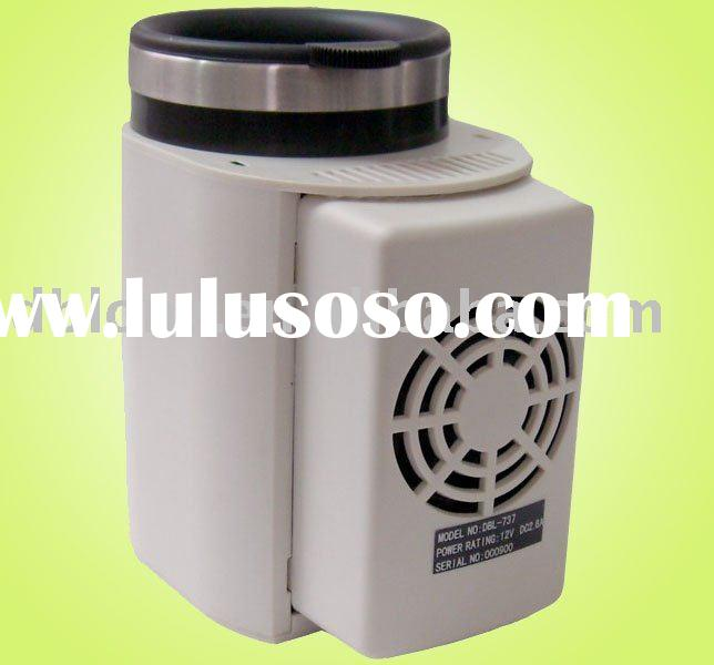 DBL-737 mini car thermal electrical cooler (2010 HOT)