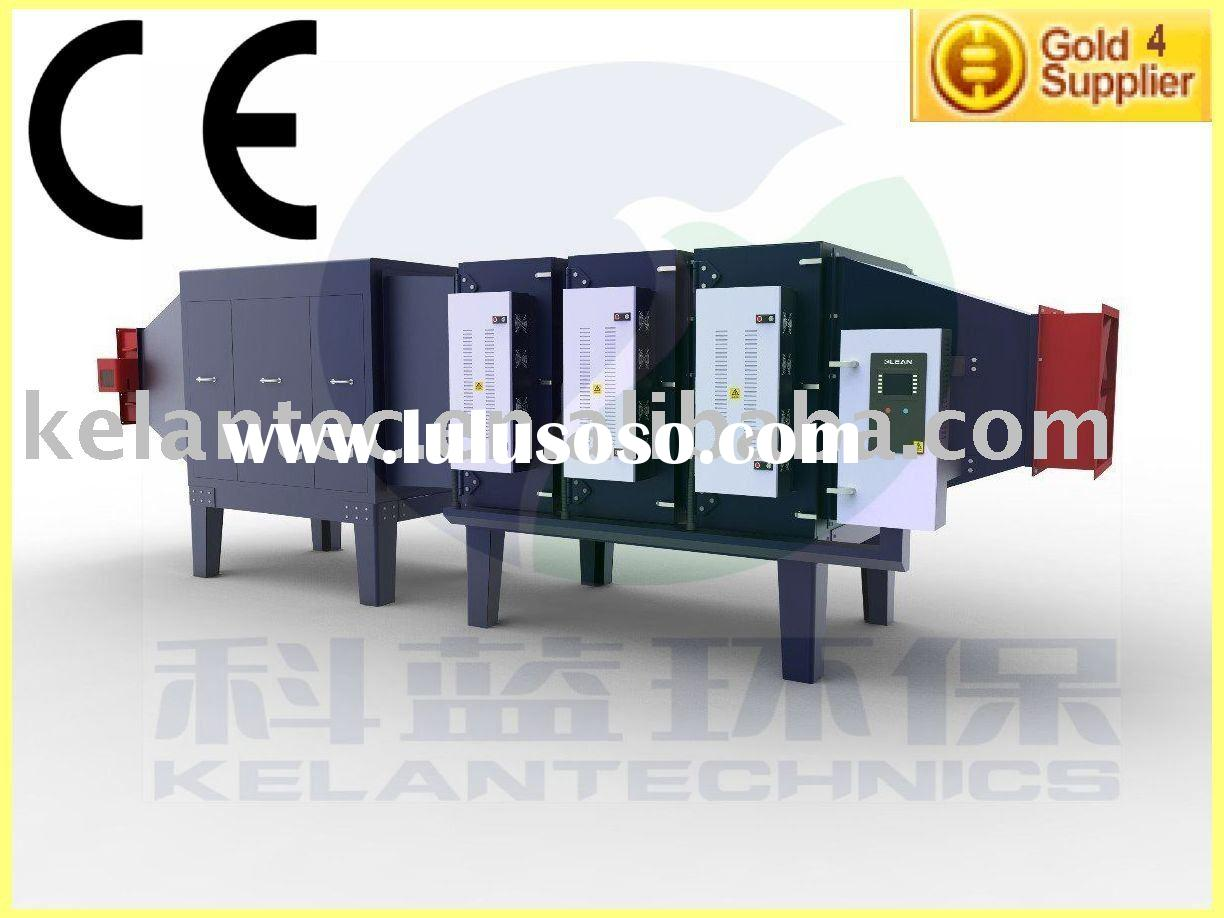 Duct Mounted Industrial Air Filter for Industrial Pollution Control