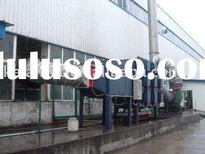 Duct mounted Electrostatic Air Cleaner for Industrial Air Pollution Control