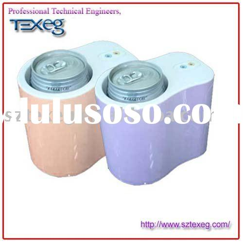 Eco-friendly Thermoelectric Cooler/Warmer/ Personal Cooler Cup/Promotion Gift Cooler