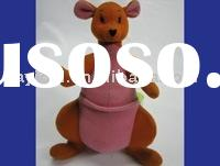 Kangaroo MR09 mother toy baby toy wholesale plush toy factory