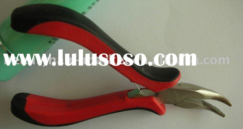 Micro Link Pliers,Hair Extension FusionTool,Safe Opening Tool
