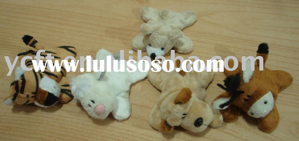 Mini plush Magnet animals-08235