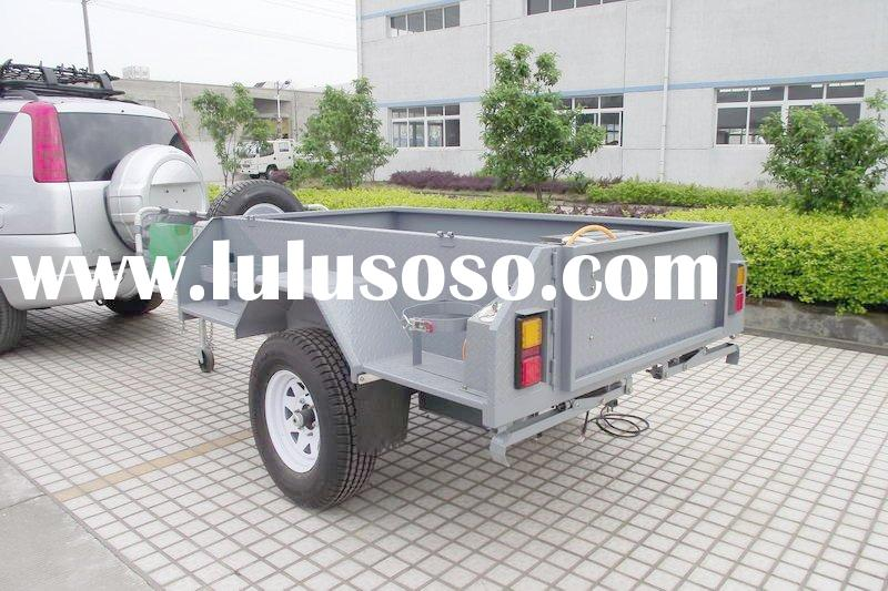 Off-Road trailer for camping  (LM- B with tent)