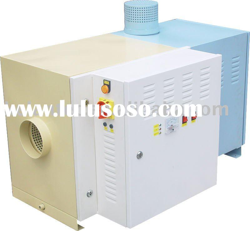 Oil Mist Filters for Industrial Air Pollution Control