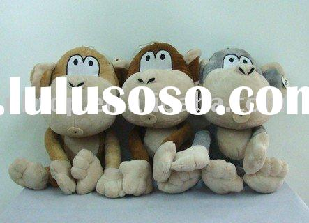 Plush Monkey  / Monkey Toy / stuffed animal
