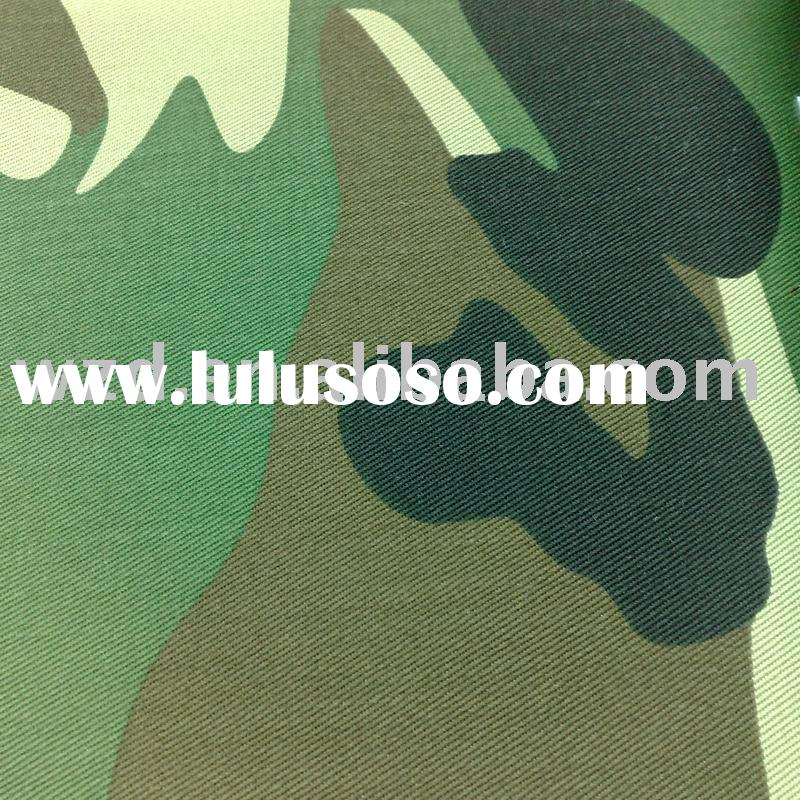 Printed camouflage cloth hunting camouflage