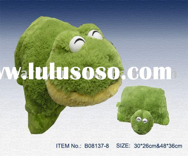 Stuffed Animal Pillow Pets(Chinese manufacturer make more than 30 styles pillow pets,super soft chen