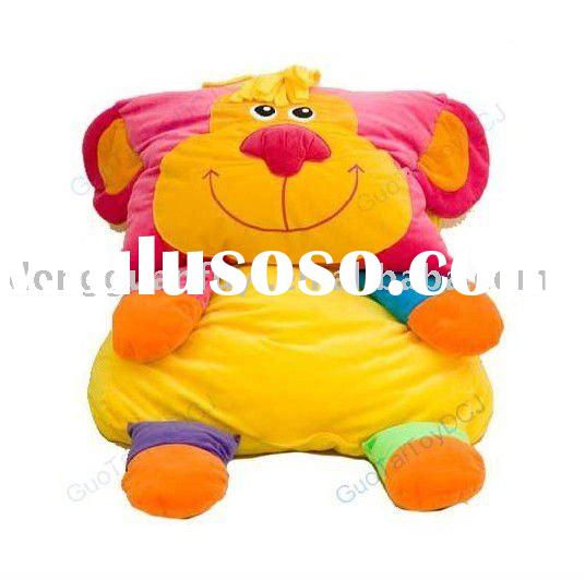 Stuffed plush lion baby toys