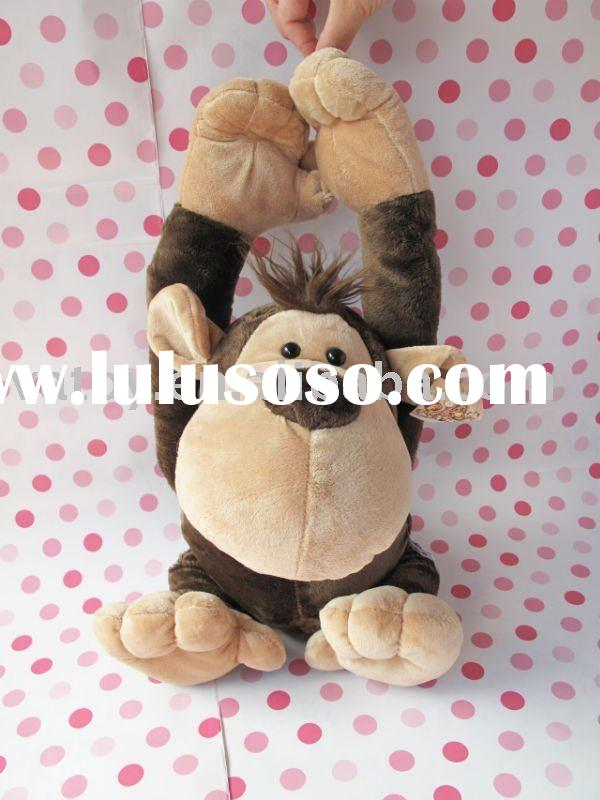 Stuffed plush toy monkey  ,stuffed animal