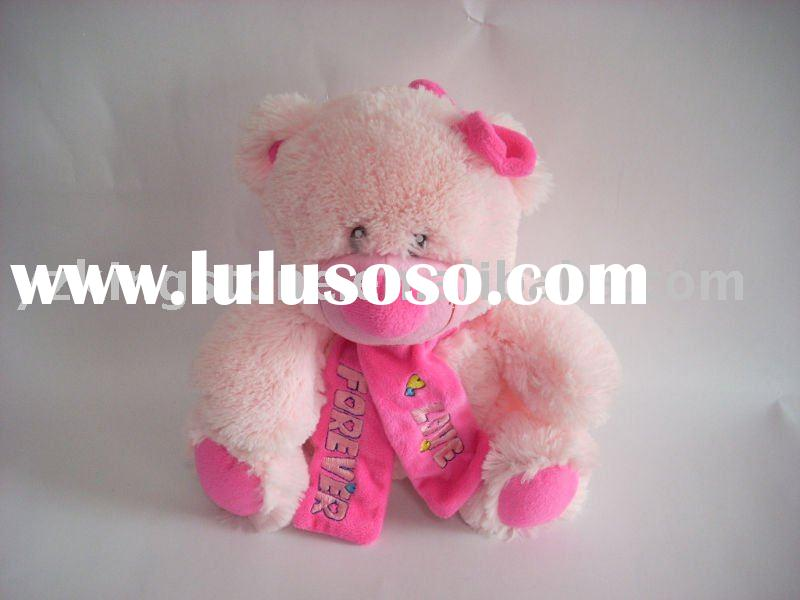 Wholesale plush and stuffed lovely teddy bear