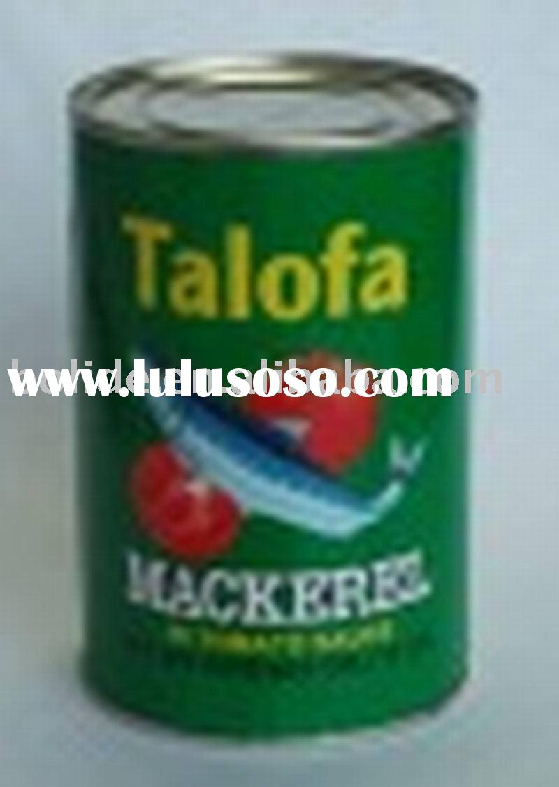 canned fish offer