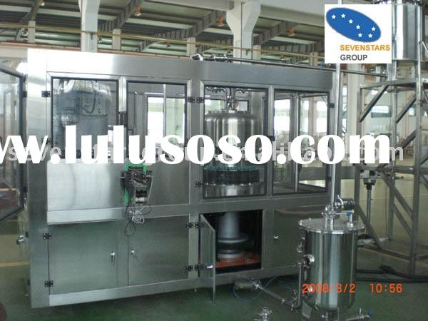 easy open can filling sealing machine