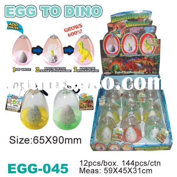 magic dinosaur egg growing toy