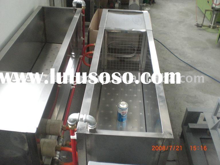 manual aerosol water -bath leak tester filling machine