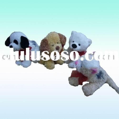 mini stuffed plush toy(plush keychain,animal keychain)