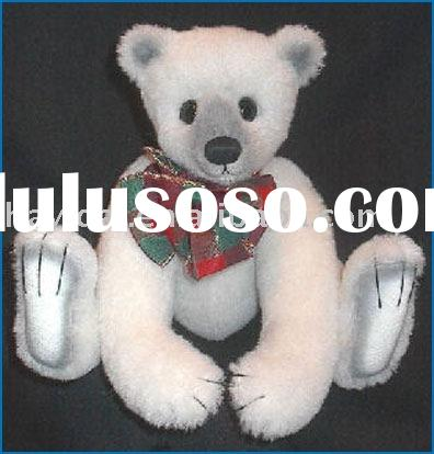 plush bear sitting bear stuffed bear
