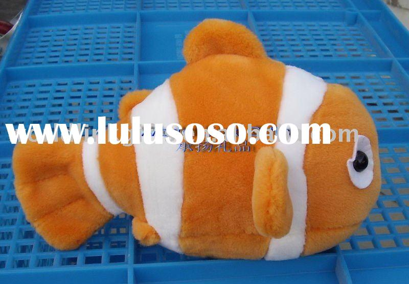 plush clown fish PC40989