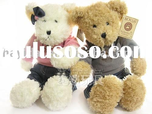 twins Teddy bear stuffed toy animal plush toy