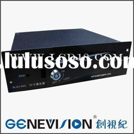 1080p advertising player box with 3G Network WIFI optional