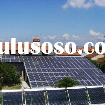 2011 new design HIGH EFFICIENCY HOME USING 2KW SOLAR SYSTEM