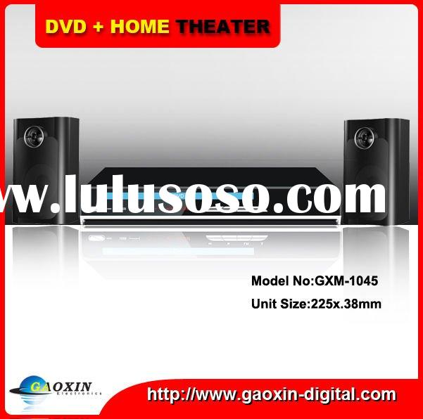 2.1 DVD Home theater system
