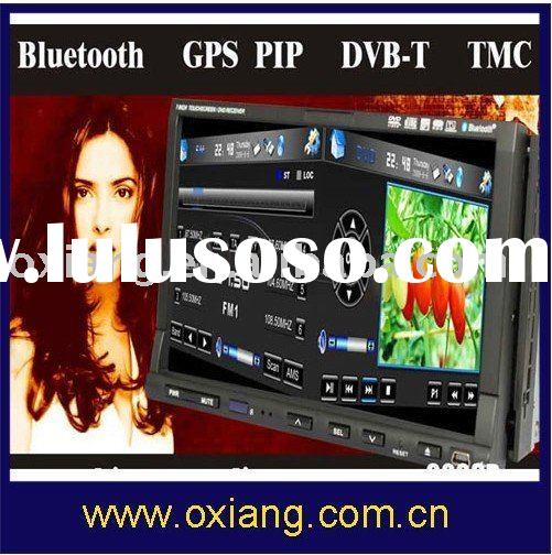 "7"" Auto car dvd players &built-in DVB-T with 100 presets TV programs"