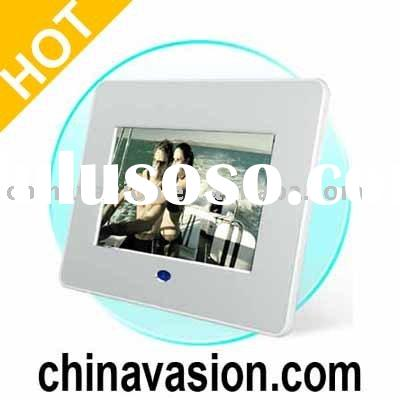7 Inch Digital Picture Frame and Video Player digital frame
