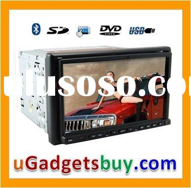 7 Inch Touch Screen Car Media System - Region free DVD player