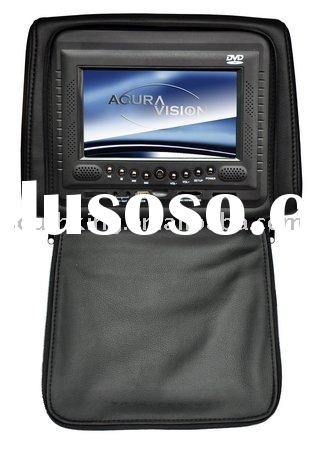 7inch Headrest DVD Player with SONY mechanism