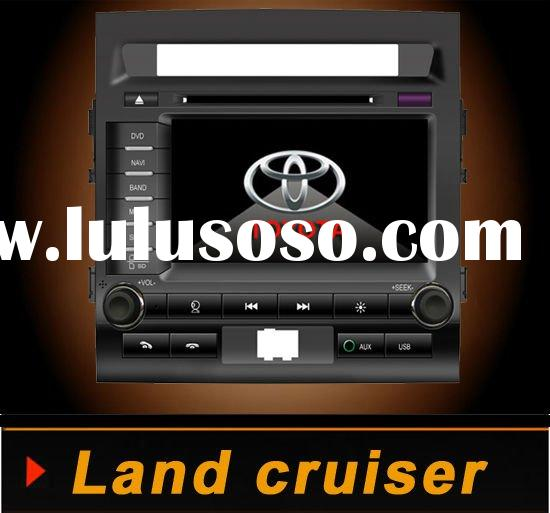 """8"""" Touch Screen HD Car DVD Player/GPS/steering wheel control"""