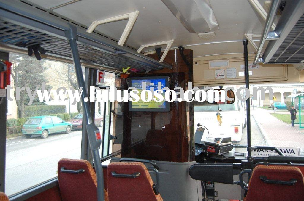 Bus LCD Advertising Player,Bus LCD,Bus advertising player