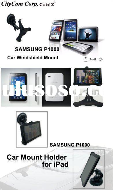 CUBIX for Samsung Galaxy Tab p1000 suction cup mount