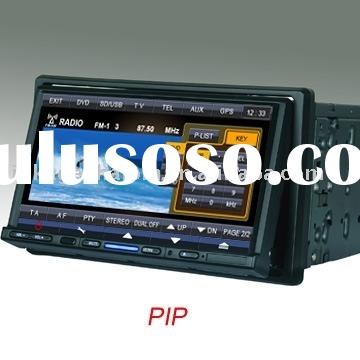 Car Audio for 2-din with DVD/GPS/PIP,car dvd player