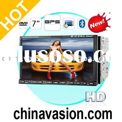 Car DVD Player with 7 Inch Screen