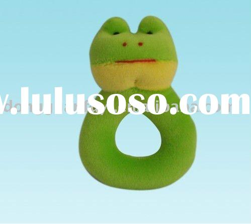 Cheap stuffed plush frog toys