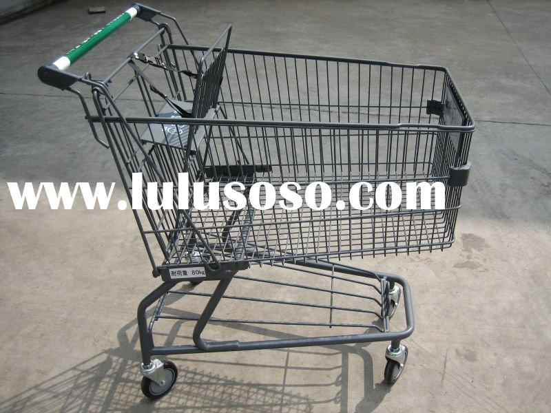 Convenience shopping cart