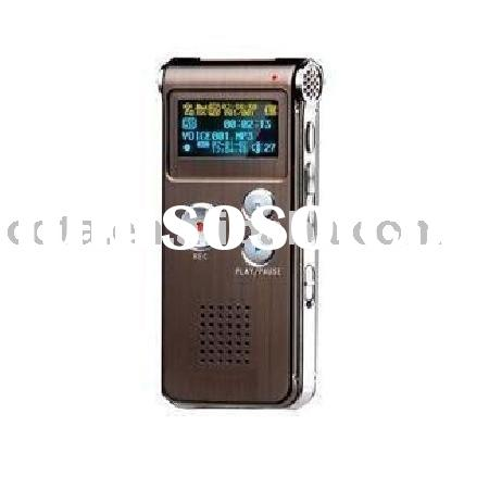 Electronic gadget, Digital Voice Recorder 2GB