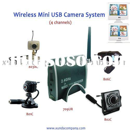 Home Security Wireless Camera Kit