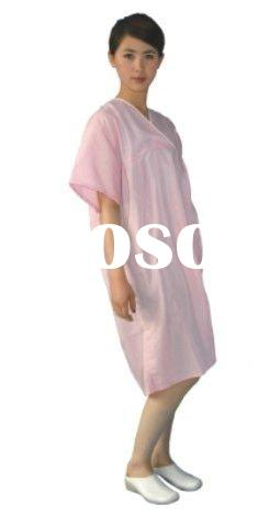 Hospital Patient Night Gown Medical Garment Uniform